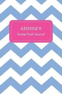 Anissa's Pocket Posh Journal, Chevron