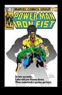Power Man & Iron Fist Epic Collection: Revenge!