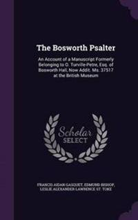 The Bosworth Psalter