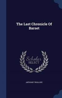 The Last Chronicle of Barset