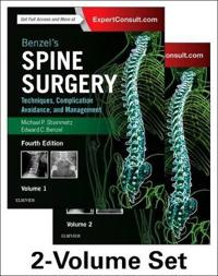 Benzel's Spine Surgery, 2-Volume Set: Techniques, Complication Avoidance and Management