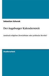Der Augsburger Kalenderstreit