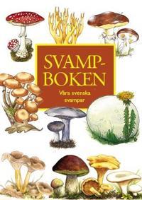 Svampboken : våra svenska svampar