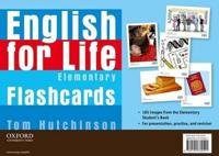 English for Life Elementary I-tools Flashcards