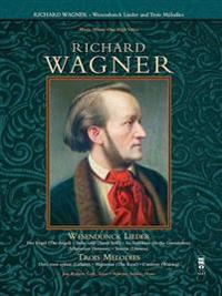Richard Wagner - Wesendonck Lieder and Trois Melodies: Music Minus One High Voice