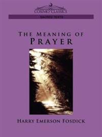 Meaning of Prayer