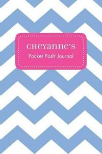 Cheyanne's Pocket Posh Journal, Chevron