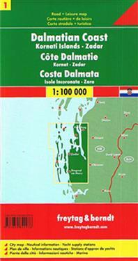 Dalmatian Coast 1 Zadar/Kornaten/Zadar