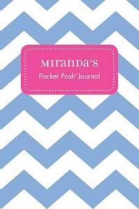 Miranda's Pocket Posh Journal, Chevron
