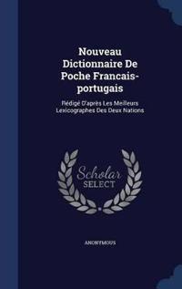 Nouveau Dictionnaire de Poche Francais-Portugais