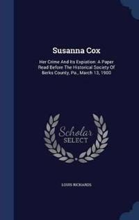 Susanna Cox