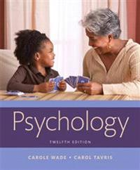 Psychology Plus New Mylab Psychology with Pearson Etext -- Access Card Package