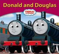 Donald and Douglas - Rev. Wilbert Vere Awdry - böcker (9781405206945)     Bokhandel