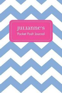 Julianne's Pocket Posh Journal, Chevron
