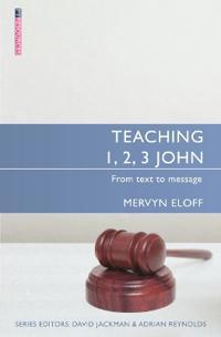 Teaching 1, 2, 3 John