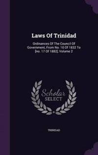 Laws of Trinidad