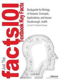 Studyguide for Biology of Humans