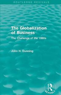 The Globalization of Business