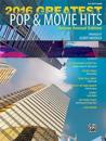 2016 Greatest Pop & Movie Hits: Big Note Piano