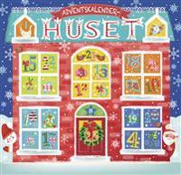 Adventskalenderhuset : 25 pysselprojekt i väntan på julen