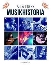 Alla tiders musikhistoria från antiken till idag
