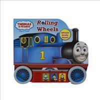 Thomas Little Vehicle Book, Rolling Wheel