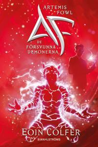 Artemis Fowl 5 - De försvunna demonerna