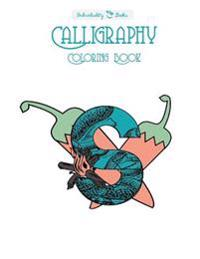 Calligraphy Coloring Book