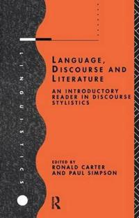 Language, Discourse and Literature