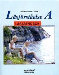 Läsförståelse A Lärarens bok