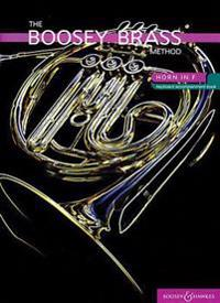 The Boosey Brass Method: Horn in F Accompaniment Book