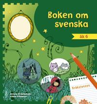 Boken om svenska åk 6