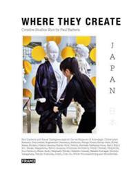 Where They Create Japan: Creative Spaces Shot by Paul Barbera