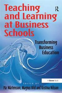 Teaching and Learning at Business Schools