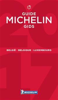 Belgie belgique luxembourg - michelin guide