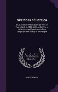 Sketches of Corsica