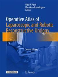 Operative Atlas of Laparoscopic and Robotic Reconstructive Urology