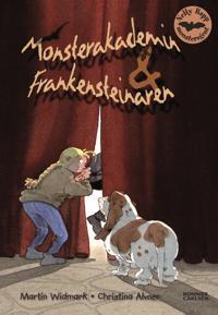 Nelly Rapp: Monsterakademin & Frankensteinaren