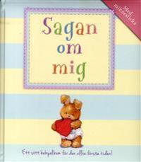 Sagan om mig : ett sött babyalbum för den allra första tiden!