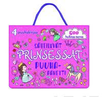 Säteilevät prinsessat -puuhapaketti