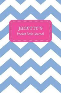 Janette's Pocket Posh Journal, Chevron
