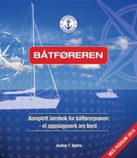 Båtføreren: Komplett lærebok for båtførerprøven