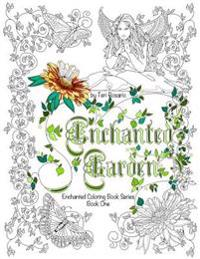 Enchanted Garden Coloring Book