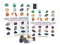 Helande kristaller : Bok och sju kristaller
