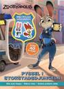 Disney Zootropolis : pyssel i storstadsdjungeln