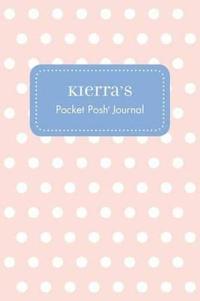 Kierra's Pocket Posh Journal, Polka Dot