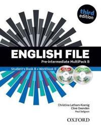 English File: Pre-Intermediate: Multipack B