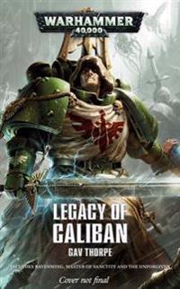 Legacy of Caliban: the Omnibus