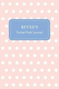 Kecia's Pocket Posh Journal, Polka Dot
