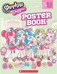 Shopkins Shoppies: Poster Book